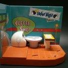 Simpsons Bowling Alley Bowl-A-Rama Playset Springfield Springfeild Figure Homer