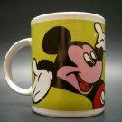 Team Mickey Base-Ball Mug Mouse Disney Coffee Tea