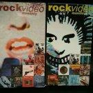 Rock Video Monthly Lot Of 2 VHS Beastie Boys Korn April & August 1995 Wilco Gene
