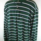 Tommy Hilfiger XL Mens Shirts X Large Stripe Red Green Blue 4 Shirt Lot