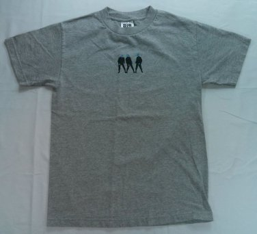 Blue Man Group Mens T Shirt Small S Stage Concert Tour Show TShirt Tee Graphic
