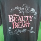 Black Beauty & The Beast T Shirt Large L Smash Hit Broadway Musical Disney Play