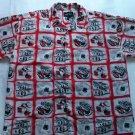 Zooks Jeans Urban Legend Hawaiian Mens Shirt Money Dollar Dice Cards 3XL XXXL 3X