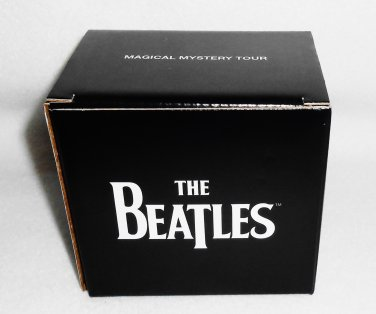 "THE BEATLES ""Magical Mystery Tour"" Collectible Mug 11oz NEW IN BOX"