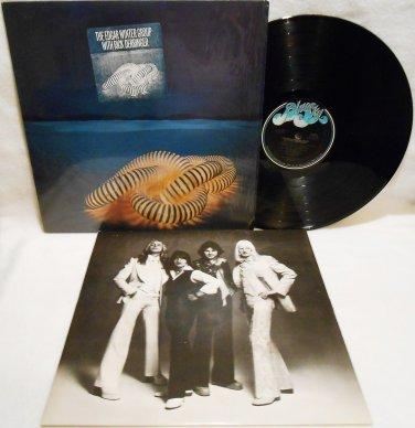 THE EDGAR WINTER GROUP WITH RICK DERRINGER VINYL MUSIC RECORD LP ALBUM 1975 CLASSIC ROCK EX/EX