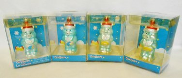 Care Bears Bedtime and Wish Bear Christmas Ornaments American Greetings