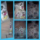 Mickey Mouse Gift Set w Pillow and Blanket