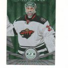 2013-14 Totally Certified Emerald Green Josh Harding #d 1/5 Minnesota Wild