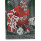 2013-14 Totally Certified Emerald Green Petr Mrazek Rc #d 4/5 Detroit Red Wings
