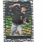 2012 Bowman Draft Prospect Silver Ice Christopher Beck #BDPP101 Chicago White Sox