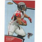 2011 Finest Refractor Michael Turner #46 Atlanta Falcons