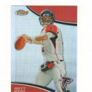 2011 Finest Refractor Matt Ryan #13 Atlanta Falcons