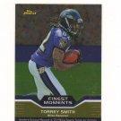 2011 Finest Moments Torrey Smith #FM-TS Baltimore Ravens