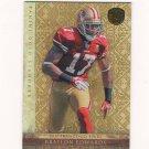 2011 Panini Gold Standard Braylon Edwards #d 122/299 San Francisco 49ers