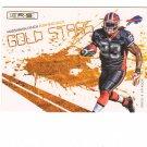2009 Rookies & Stars Gold Stars Marshawn Lynch #d 003/500 Seattle Seahawks