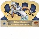 2012 Crown Royale Gold Holofoil Austin Miles #d 38/99 Dallas Cowboys