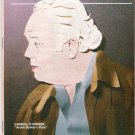 Carroll O'Connor Archie Bunker TV Magazine Cover 1981