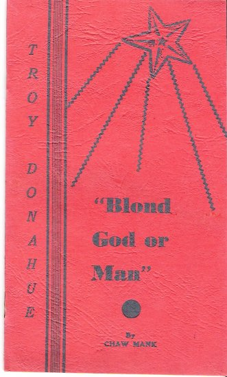 Troy Donahue Surfside 6 Blond God or Man 1962 Television Booklet