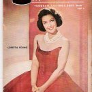 TV Magazine Loretta Young Cover 1959