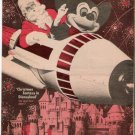 TV Digest Mickey Mouse/Santa Claus Cover 1976