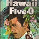 Hawaii Five-O: Top Secret Jack Lord 1969 Whitman Authorized TV Book