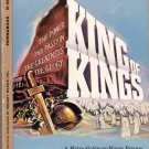1961 King of Kings Movie Tie-in Paperback