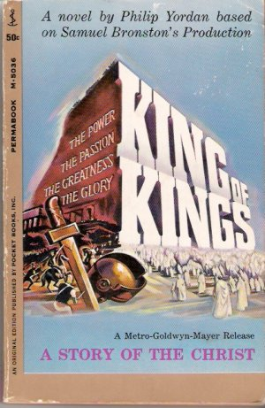 1961 King of Kings Movie Tie-in Paperback