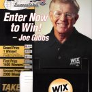 2003 Joe Gibbs Ultimate Speedway Tour Sweepstakes Counter Standee