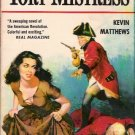 1956 Collectible Paperback Tory Mistress by Kevin Matthews Popular Library Eagle