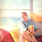 Grace Kelly Princess Grace April 15, 1956 American Weekly Magazine Vintage Hollywood