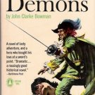 Isle of Demons 1953 by John Clarke Bowman Popular Library SP346 Vintage Paperback