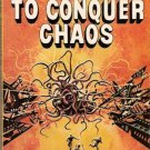 1964 Vintage Collectible Paperback To Conquer Chaos John Brunner Ace F-277