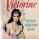 1959 Vintage Collectible Paperback Victorine Crest Giant d333