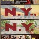 N.Y., N.Y. by Will Oursler Cardinal C-173 1955 Vintage Paperback John McClelland Cover Art