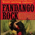 1960 Collectible Vintage Paperback Fandango Rock by John Masters Bantam F2040