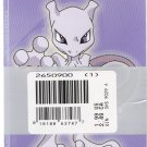 Pokemon Mewtwo purple stickers 1999 mint in package