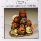Scott's African-American Nativity Figurine Mint-in-Box