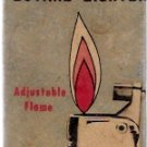 Vintage 1964 Japanese-Made Manor Butane Lighter in Box