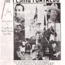 Gene Autry Hank Snow 1944 The Flying Fortress World War II Sheet Music