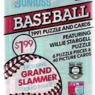 1991 Donruss Series 2 Baseball Cards Unopened Pack