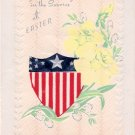World War II Easter in the Service Greeting Card