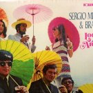 Sergio Mendes & Brasil &#39;66 Look Around Stereo LP Album