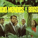 Herb Alpert Presents Sergio Mendes & Brasil '66 Stereo LP Album