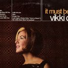 Vikki Carr It Must Be Him LP Album