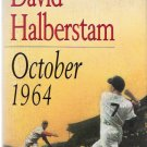 October 1964 New York Yankees vs. St. Louis Cardinals Book By David Halberstam