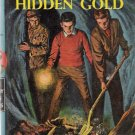 Hardy Boys Hunting for Hidden Gold Book 1963