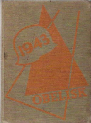 Southern Illinois Normal University Carbondale 1943 Obelisk World War II Yearbook
