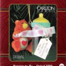 Carlton Cards Care Bears Parents To Be 1998 #29 Ornament Mint in Box
