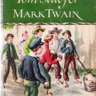 The Adventures of Tom Sawyer Illustrated Junior Library Edtion 1946  in Dust Jacket