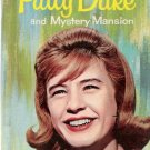 Patty Duke and Mystery Mansion 1964 Whitman Book